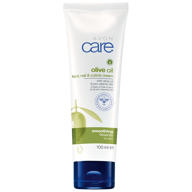 smoothing Olive Oil Hand Cream